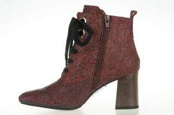 Botki  HISPANITAS MHI75620 BORDO
